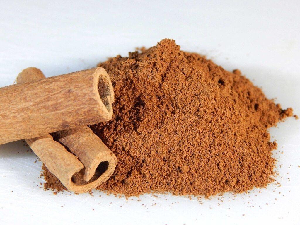 cinnamon, sticks, ground